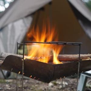DDタープを焚き火で使う注意点!難燃素材のタープもある?