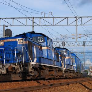 DD51ディーゼル機関車㉛