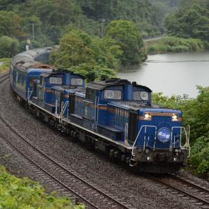 DD51ディーゼル機関車㉝