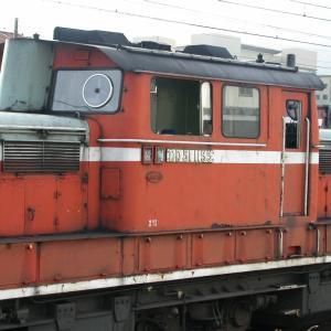 DD51ディーゼル機関車㉞