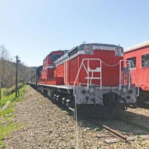 DD51ディーゼル機関車㊱
