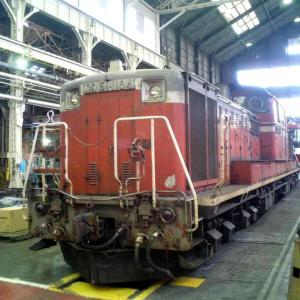 DD51ディーゼル機関車㊳