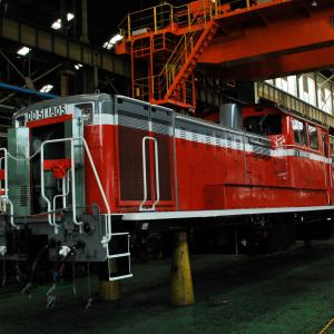 DD51ディーゼル機関車㊵