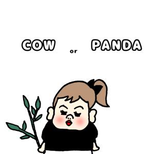 パンダのタンタンの話。