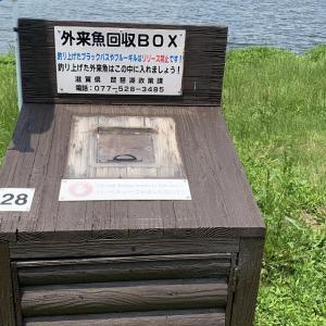 【日本一周 #84(滋賀)】天気とスマホの調子が悪い。