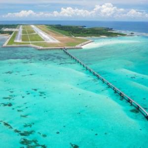 小さな宮古島に2つも空港があるので旅行の際はお気をつけて