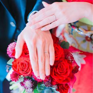 結婚指輪選び~結婚指輪はどうしてもカルティエがよかったんです~