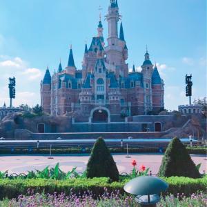 上海ディズニーランド レポ