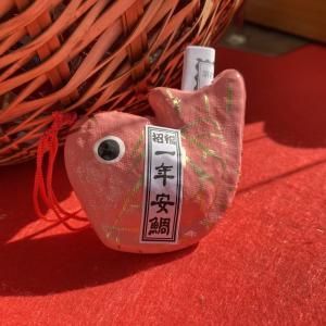 浅草神社@東京【三社様パワーで一年安鯛】