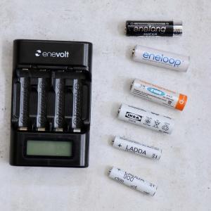 電池は充電式派です!楽天マラソンポチレポ①〜⑨
