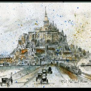 Mont Saine Michel
