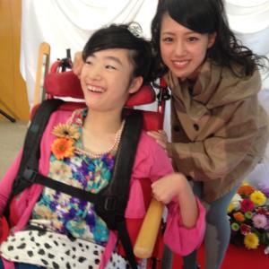 障がい者とご家族参加のファッションショー