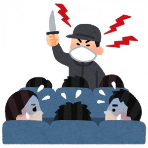 【死ぬ死ぬ詐欺】松戸市で男性が「10万くれ。今すぐ金をもらえないならここで死ぬ」