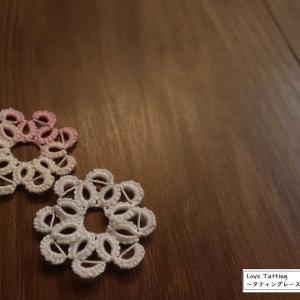 動画で実践34/半円ジョセフィンノットで作るお花
