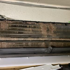 エアコンの掃除をしてないとヤバい!?使用年数別エアコンの汚れ公開