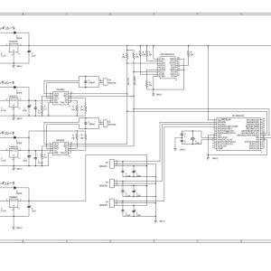 プロジェクトVA00の回路図