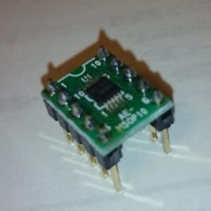 ESP-WROOM-02(ESP8266)でDCモータドライバ(DRV8830)をI2C通信で駆動