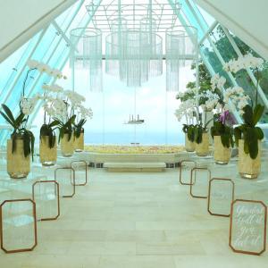 〈結婚式場の探し方〉その④ 海外リゾート婚編