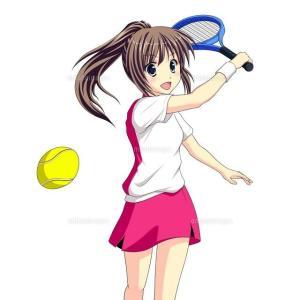 テニスシングルス大会に参加してみた!①泣いた!~朝活57日目~