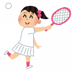 テニスのしていて良かったこと10選!~朝活63日目~