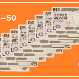 【特別定額給付金】50万円の使い道は生活に潤いを与える物で消費