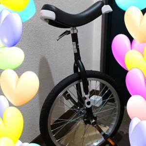 一輪車を買う