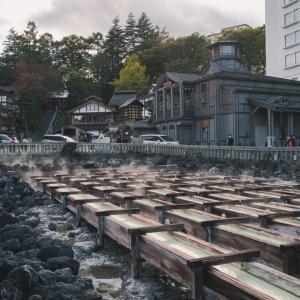 草津の温泉水がコロナ不活性化に効果?というニュースに、1年前の緊急事態宣言を振り返る。
