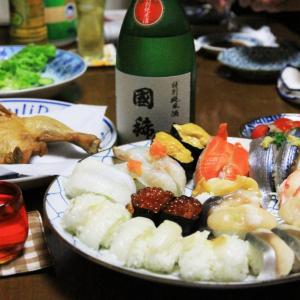 【日本酒】北海道のオススメの寿司やさんと日本酒♪