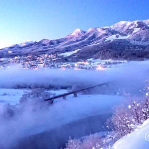 【驚愕】マイナス26℃の極寒の世界!