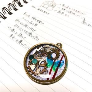 【100と12日目】ハンドメイド★ネックレスのデザイン難しい…(;^_^A