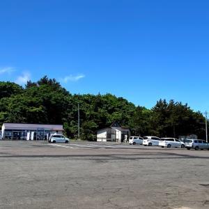 76日目(5月28日)→蟹田港付近
