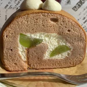 【おうちで過ごそう】マスカットロールケーキ