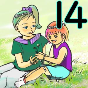 アレルギー日記100記事(14)アトピーの子の夜中の搔きむしり。お母さんは辛かった。