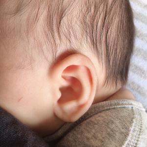 息子に嫌がられない耳掃除の方法
