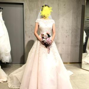 【結婚準備】ドレスフィッティング