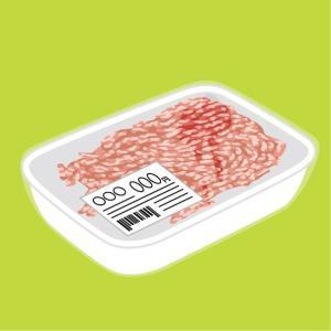 Swiftのひき肉類が便利!冷凍肉で楽ちん料理