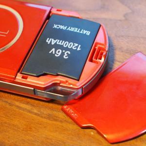 【PSP】メモリースティックはいまだに高すぎるので変換アダプタでmicroSD128gbを使ってみる