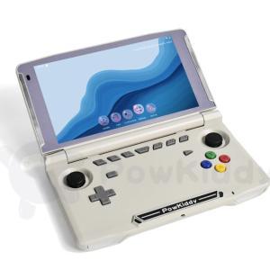クラムシェル型Androidゲーム機『Powkiddy X18S』がやっと販売開始!