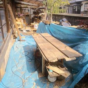 建具のリサイズ(高さ調整)加工