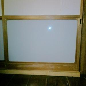 ガラス代用アクリル板