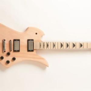 ギターを自作?!最短1日で作れるDIYギター組立キットの紹介