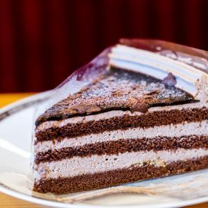 コメダのケーキ「氷点下ショコラ」を食べてみた感想【2021夏】