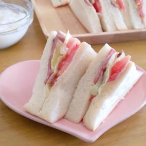 日曜サンドとお楽しみ