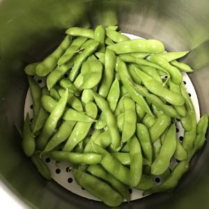 【ヘルシオホットクック】枝豆を『蒸す』vs『茹でる』結局どっち?
