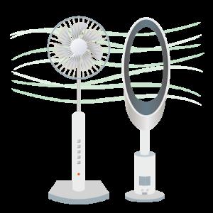 【超厳選】おすすめ羽なし扇風機の機種5種!気になる羽なし扇風機の仕組みとそのメリット