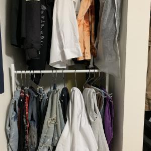 ファッション収納や整理に悩んでいる人は必見! 2