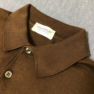 【おすすめ 大人のポロシャツ】ジョンスメドレーとグランサッソ