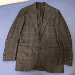 【40代・50代メンズファッション】2020年秋冬 購入 De Petrillo(デ・ペトリロ)ジャケット