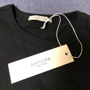 【40代・50代メンズファッション】売切れ御免のカットソー ANTICIPO(アンティチポ) BR別注も追加購入
