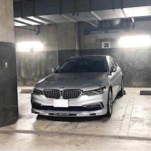 BMW ALPINA(アルピナ)に似ていた 3代目レガシィツーリングワゴンの乗り心地